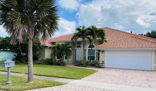 314 Salida Drive, Indian Harbour Beach, FL 32937 (MLS #892703) :: Blue Marlin Real Estate