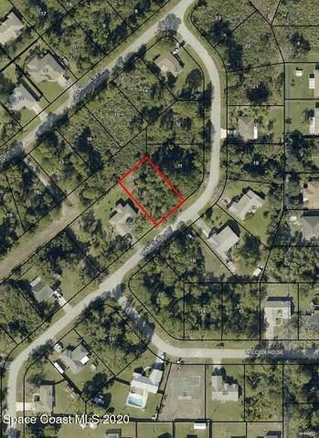 2126 Thames Road SE, Palm Bay, FL 32909 (MLS #892875) :: Premier Home Experts