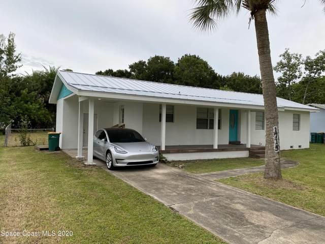 1715 Glendon Drive, Melbourne, FL 32901 (MLS #892914) :: Blue Marlin Real Estate