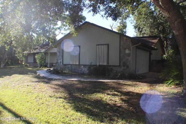 150 Oakledge Drive, Rockledge, FL 32955 (MLS #892931) :: Engel & Voelkers Melbourne Central
