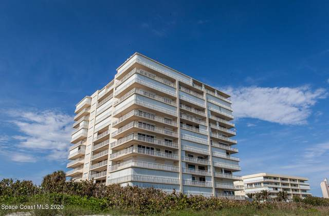 877 N Highway A1a #1004, Indialantic, FL 32903 (MLS #892934) :: Blue Marlin Real Estate