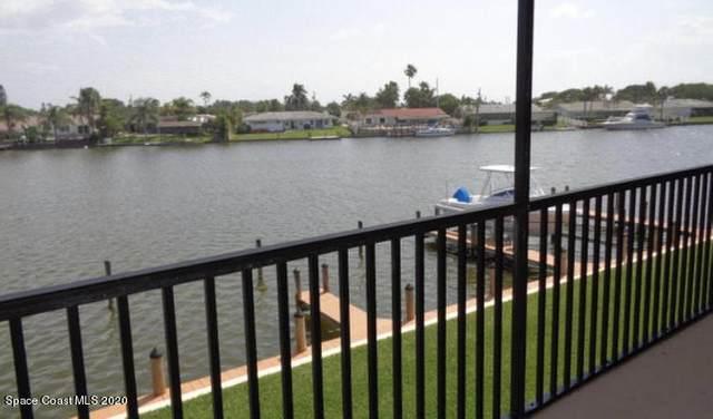 325 S Banana River Boulevard #604, Cocoa Beach, FL 32931 (MLS #892986) :: Blue Marlin Real Estate