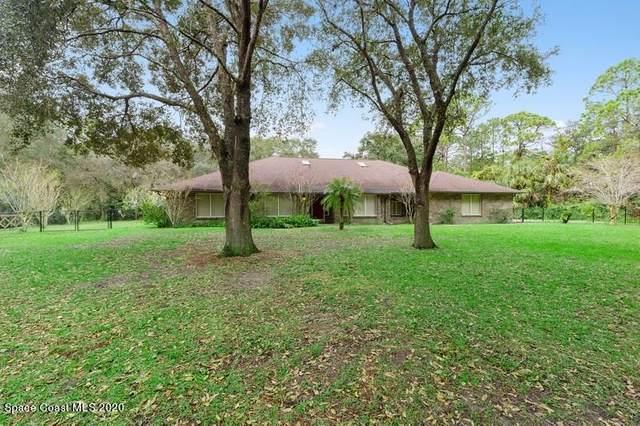 2615 Bobcat Trail, Titusville, FL 32780 (MLS #892999) :: Blue Marlin Real Estate