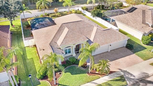 836 Limerick Drive, Merritt Island, FL 32953 (MLS #893011) :: Blue Marlin Real Estate