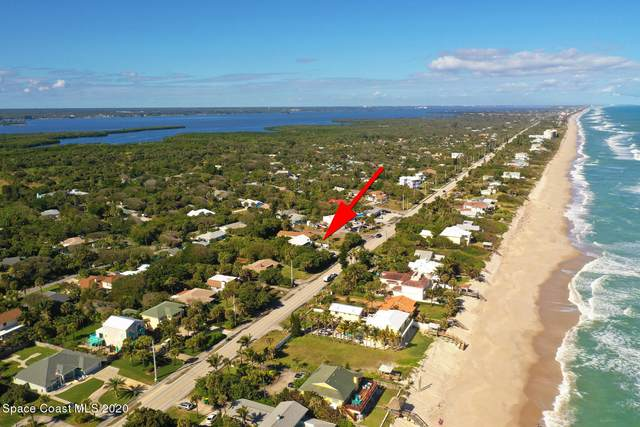 6720 S Highway A1a, Melbourne Beach, FL 32951 (MLS #893057) :: Engel & Voelkers Melbourne Central