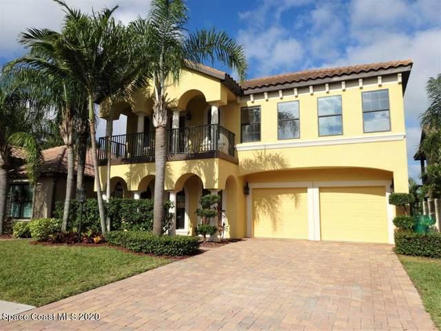 418 Montecito Drive, Satellite Beach, FL 32937 (MLS #893062) :: Premium Properties Real Estate Services