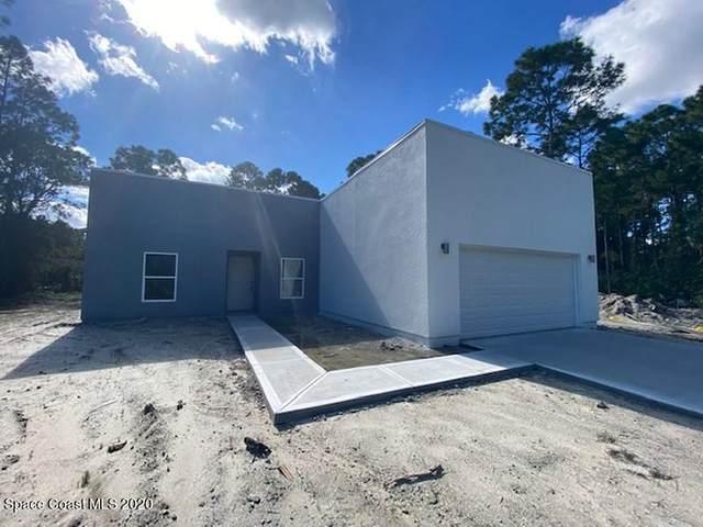 440 Galhouse Street SW, Palm Bay, FL 32908 (MLS #893079) :: Blue Marlin Real Estate
