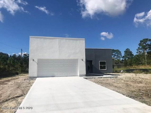 728 Daysland Avenue SW, Palm Bay, FL 32908 (MLS #893081) :: Blue Marlin Real Estate