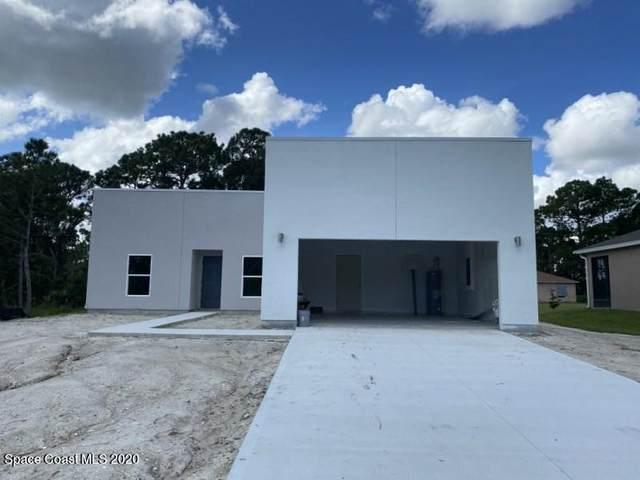 1170 SE Cogan Drive SE, Palm Bay, FL 32909 (MLS #893087) :: Blue Marlin Real Estate