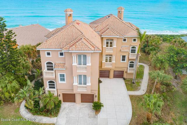 8327 S Highway A1a, Melbourne Beach, FL 32951 (MLS #893139) :: Blue Marlin Real Estate