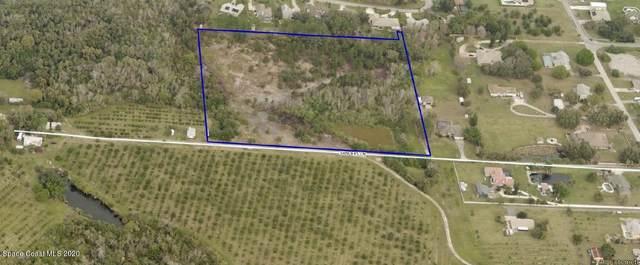 0 Sanders Lane, Merritt Island, FL 32953 (MLS #893157) :: Blue Marlin Real Estate
