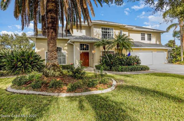 3405 Savannahs Trail, Merritt Island, FL 32953 (MLS #893230) :: Blue Marlin Real Estate