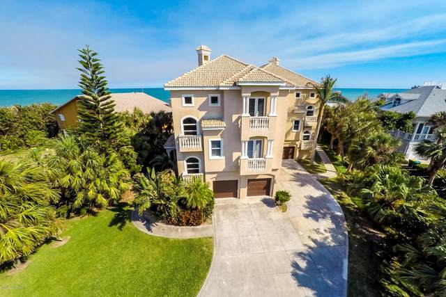 8325 S Highway A1a, Melbourne Beach, FL 32951 (MLS #893243) :: Engel & Voelkers Melbourne Central