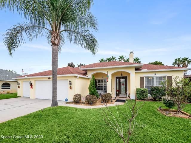 1611 Wilmington Drive, Melbourne, FL 32940 (MLS #893272) :: Blue Marlin Real Estate