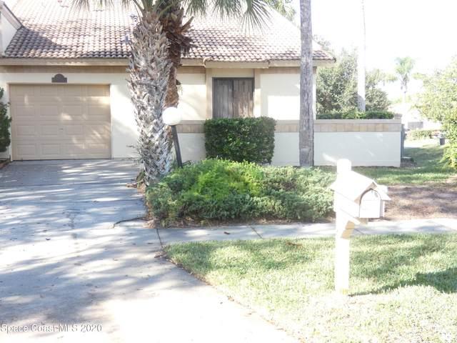 3040 Clearlake Drive #1, Melbourne, FL 32935 (MLS #893293) :: Blue Marlin Real Estate
