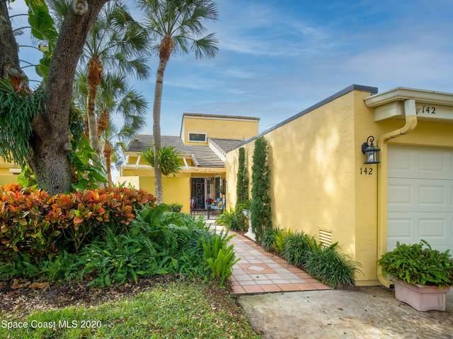 142 Regents Court, Melbourne, FL 32940 (MLS #893320) :: Blue Marlin Real Estate