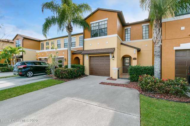 1325 Lara Circle #105, Rockledge, FL 32955 (MLS #893328) :: Blue Marlin Real Estate