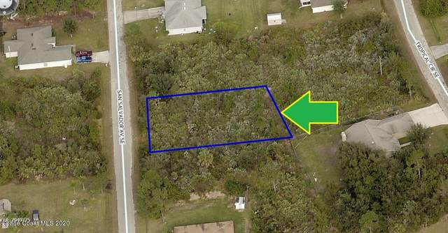 3179 San Salvador Avenue SE, Palm Bay, FL 32909 (MLS #893339) :: Blue Marlin Real Estate