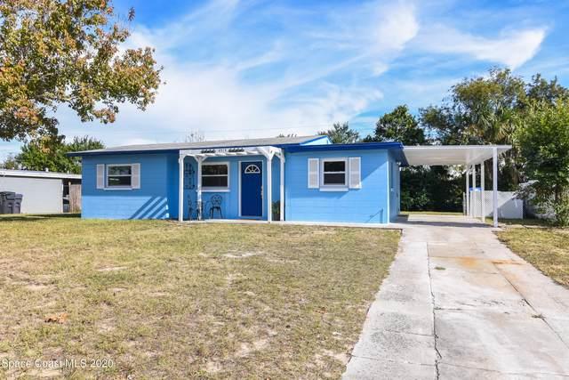 4515 Darden Avenue, Titusville, FL 32780 (MLS #893347) :: Blue Marlin Real Estate