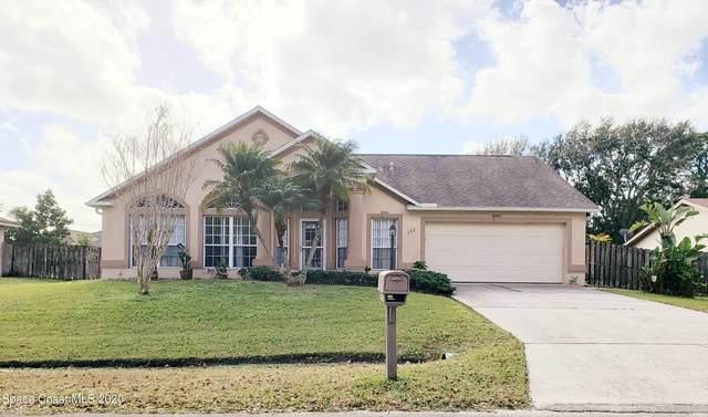 392 Krefeld Road NW, Palm Bay, FL 32907 (MLS #893349) :: Blue Marlin Real Estate