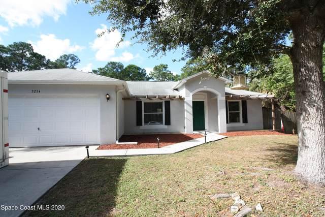 3234 Slama Avenue SE, Palm Bay, FL 32909 (MLS #893351) :: Blue Marlin Real Estate