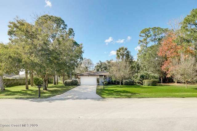122 Copenhaver Avenue NE, Palm Bay, FL 32907 (MLS #893364) :: Engel & Voelkers Melbourne Central
