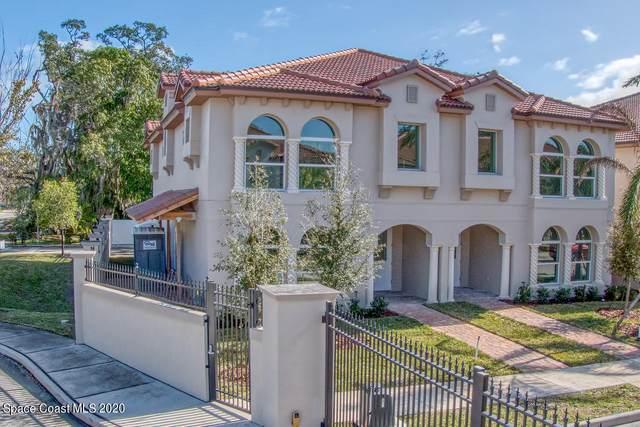 2215 Enjoya Lane, Melbourne, FL 32901 (MLS #893365) :: Premium Properties Real Estate Services