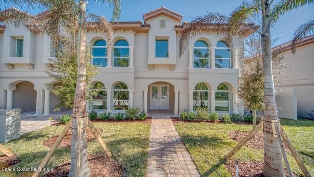 2265 Enjoya Lane, Melbourne, FL 32901 (MLS #893370) :: Blue Marlin Real Estate