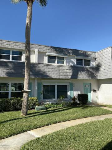 439 Blue Jay Lane 8-3, Satellite Beach, FL 32937 (MLS #893383) :: Premium Properties Real Estate Services