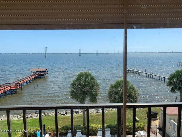 3901 Dixie Highway NE #408, Palm Bay, FL 32905 (MLS #893394) :: Blue Marlin Real Estate