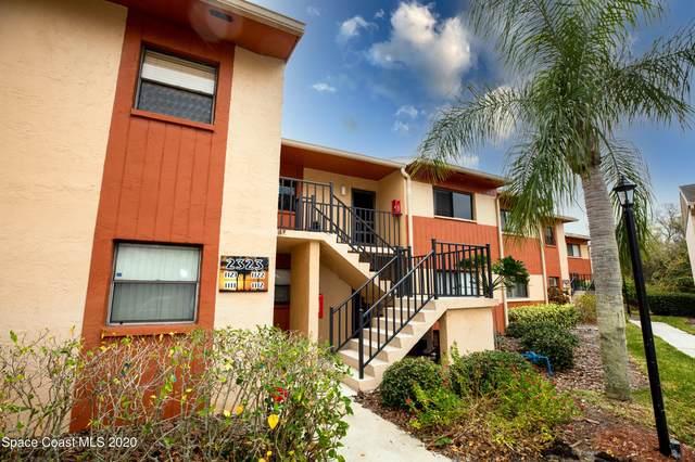2323 Golf Lake Circle #1122, Melbourne, FL 32935 (MLS #893432) :: Blue Marlin Real Estate