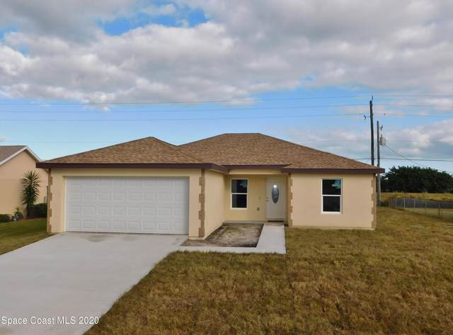 1837 Ardmore Street NE, Palm Bay, FL 32907 (MLS #893446) :: Coldwell Banker Realty