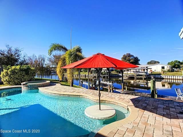 1745 Basin Street, Merritt Island, FL 32953 (MLS #893465) :: Engel & Voelkers Melbourne Central