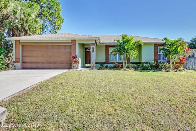 797 Aachen Avenue NW, Palm Bay, FL 32907 (MLS #893467) :: Blue Marlin Real Estate