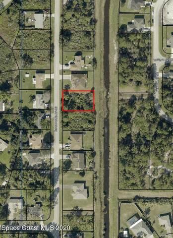 2157 Rockabye Avenue SE, Palm Bay, FL 32909 (MLS #893473) :: Premier Home Experts