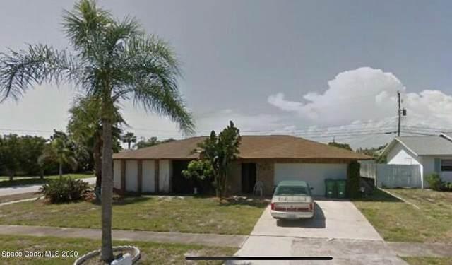 305 Grant Avenue, Satellite Beach, FL 32937 (MLS #893518) :: Premium Properties Real Estate Services