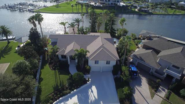 444 Quay Assisi, New Smyrna Beach, FL 32169 (MLS #893543) :: Engel & Voelkers Melbourne Central