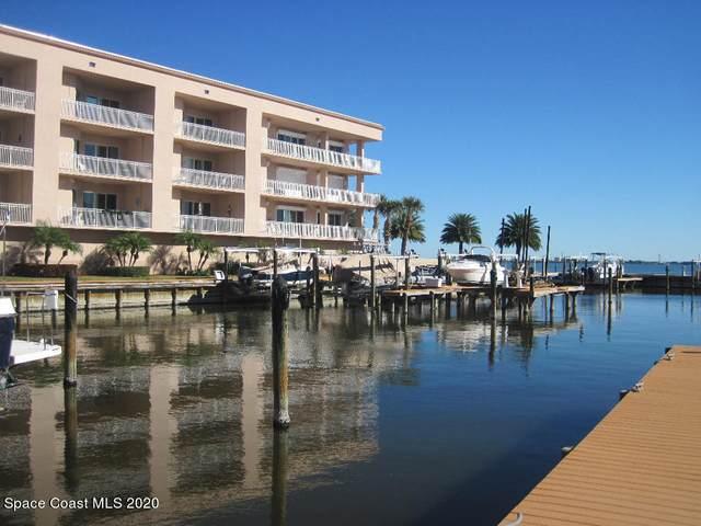 540 S Banana River Drive #301, Merritt Island, FL 32952 (MLS #893566) :: Engel & Voelkers Melbourne Central