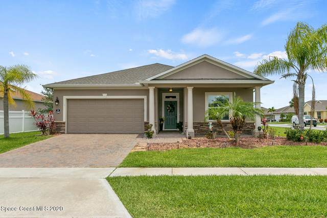 2141 Bridgeport Circle, Rockledge, FL 32955 (MLS #893633) :: Blue Marlin Real Estate