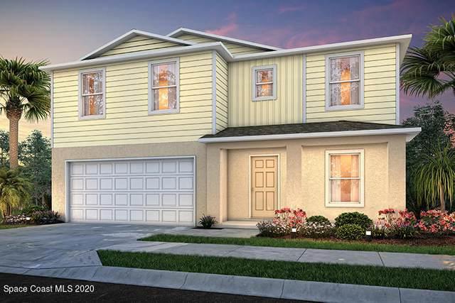 733 San Filippo Drive SE, Palm Bay, FL 32909 (MLS #893645) :: Blue Marlin Real Estate