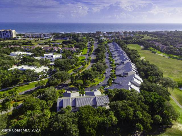 153 Aquarina Boulevard, Melbourne Beach, FL 32951 (MLS #893669) :: Blue Marlin Real Estate