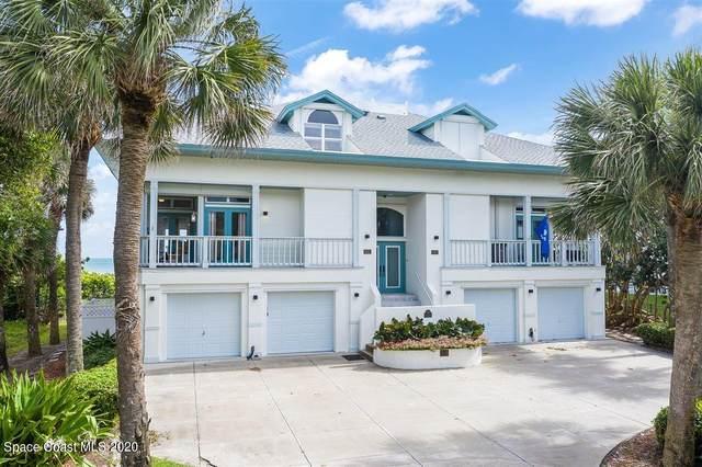 8331 S Highway A1a, Melbourne Beach, FL 32951 (MLS #893671) :: Blue Marlin Real Estate