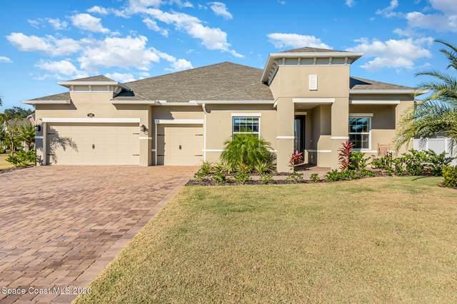 266 Norwich Street, Merritt Island, FL 32953 (MLS #893678) :: Blue Marlin Real Estate