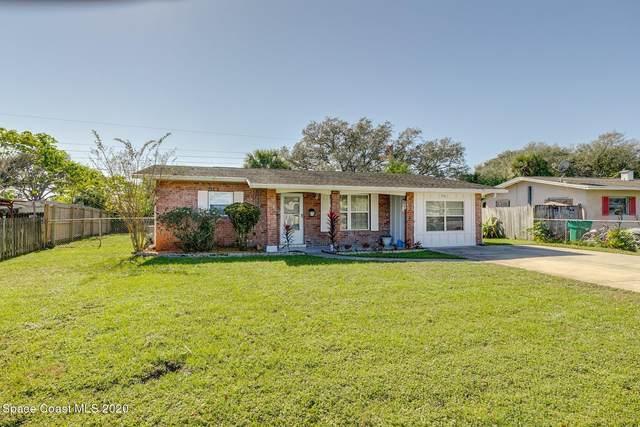 2701 Choctaw Drive, Melbourne, FL 32935 (MLS #893686) :: Premium Properties Real Estate Services