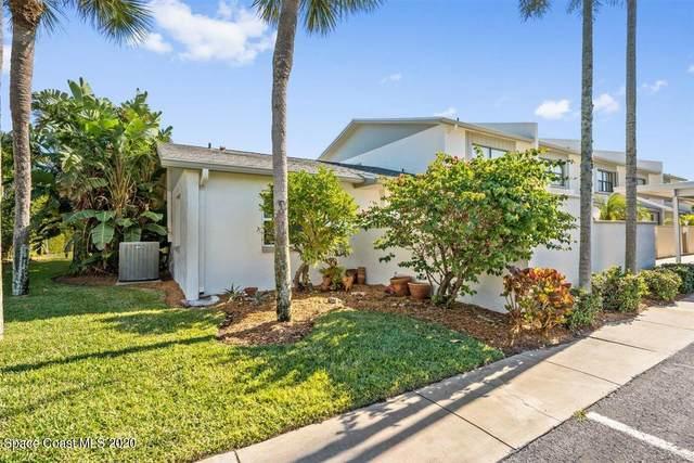 184 Palmetto Avenue 29-5, Indialantic, FL 32903 (MLS #893689) :: Blue Marlin Real Estate