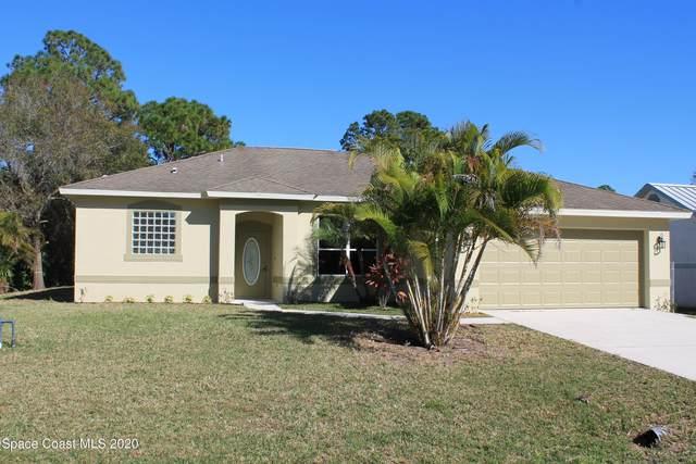 1765 Wilkig Avenue SE, Palm Bay, FL 32909 (MLS #893711) :: Premier Home Experts