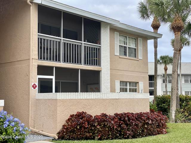 945 Sonesta Avenue NE #208, Palm Bay, FL 32905 (MLS #893721) :: Premium Properties Real Estate Services