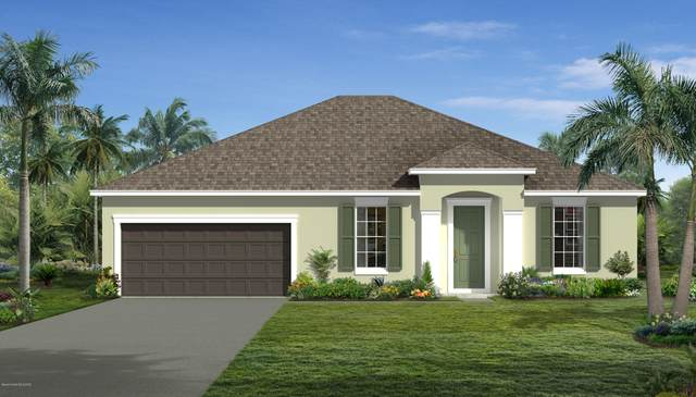 350 Osmosis Drive, Palm Bay, FL 32908 (MLS #893729) :: Premier Home Experts