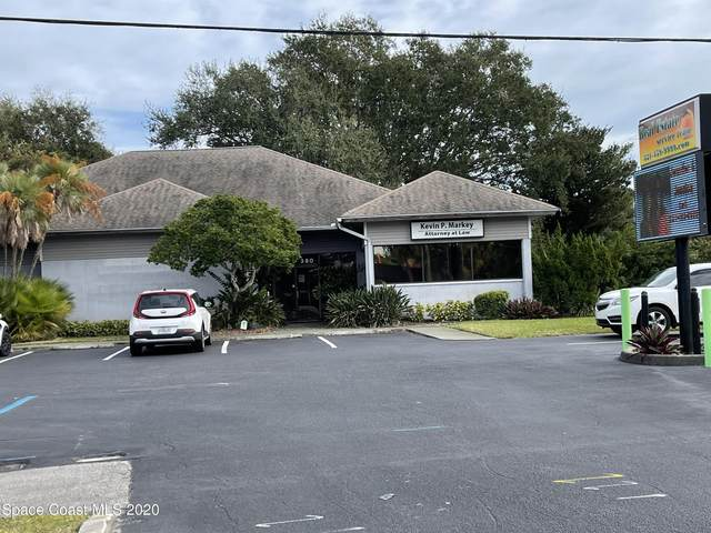 380 S Courtenay Parkway #101, Merritt Island, FL 32952 (MLS #893743) :: Blue Marlin Real Estate