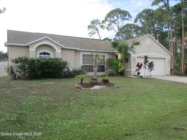 2488 Harbison Avenue SW, Palm Bay, FL 32908 (MLS #893748) :: Premier Home Experts